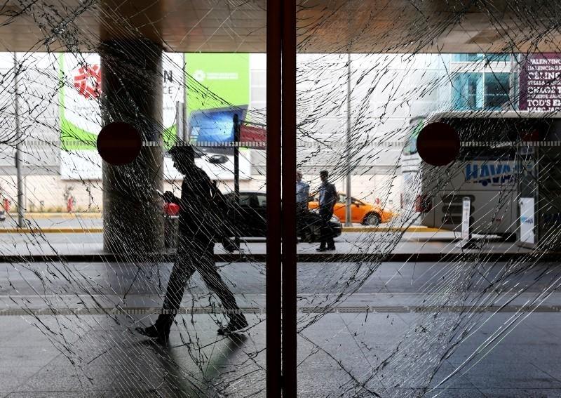 Saldırı sonrası Atatürk Havalimanı'ndan görüntüler