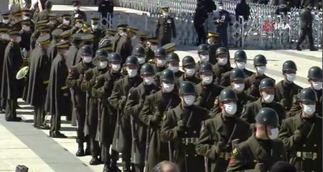 Bitlis şehitlerinin naaşları devlet töreni için Ankaraya getirildi