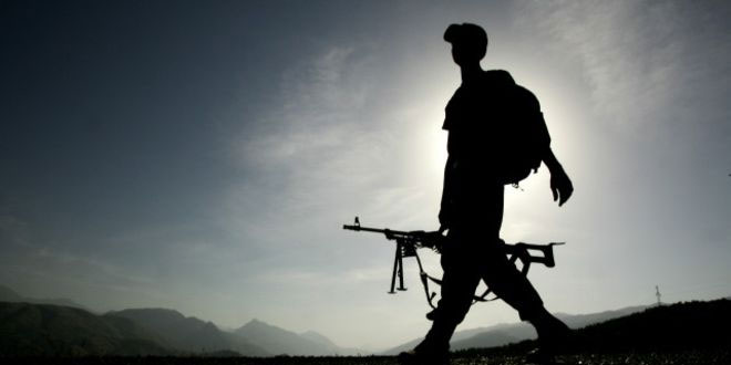 Cudi Dağı'nda PKK sığınaklarına baskın