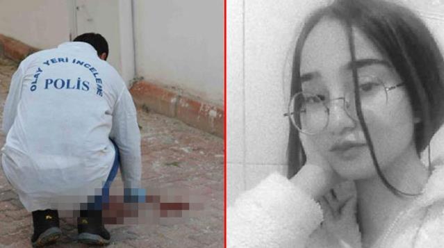 16 Yaşındaki Genç Kız Çatıdan Atlayarak İntihar Etti