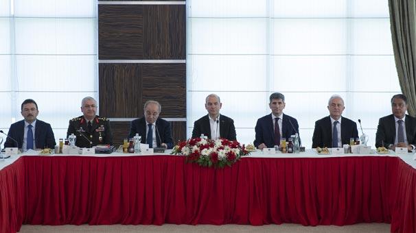 22 ilin valisi Ankara'ya çağırıldı