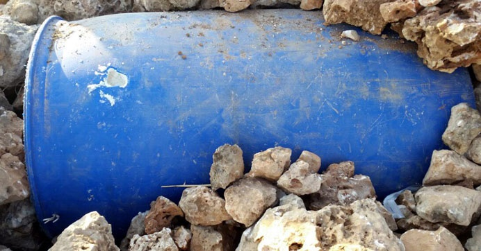 250 kilo patlayıcı imha edildi