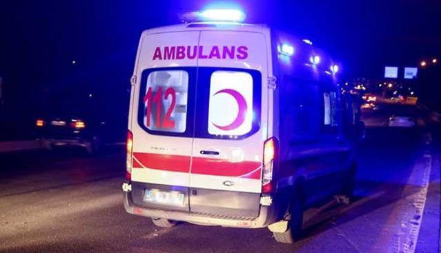 3 Aracın ArdArda Çarptığı Kadın Hayatını Kaybetti