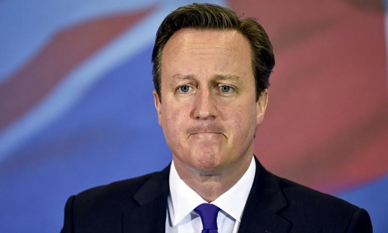 'IŞİD'in büyümesinin sebebi Cameron'