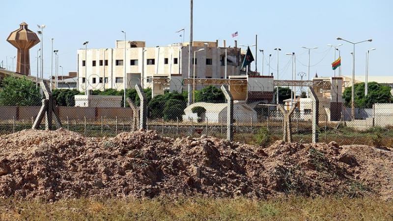ABD'nin Tel Abyad merkezi