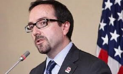ABD,Büyükelçisine sahip çıktı: 'Bass hükümet adına konuştu'