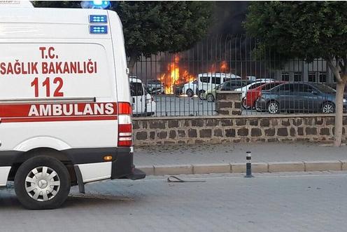 Adana'da 2. bomba düzenekli araç ele geçirildi