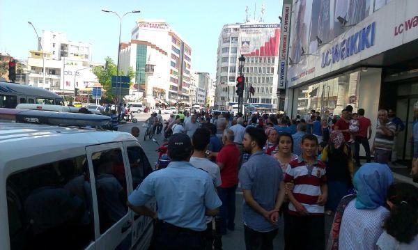 Adana'da bomba alarmı
