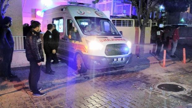 Adana'da can veren 9 öğrenci tek ambulansla taşındı!