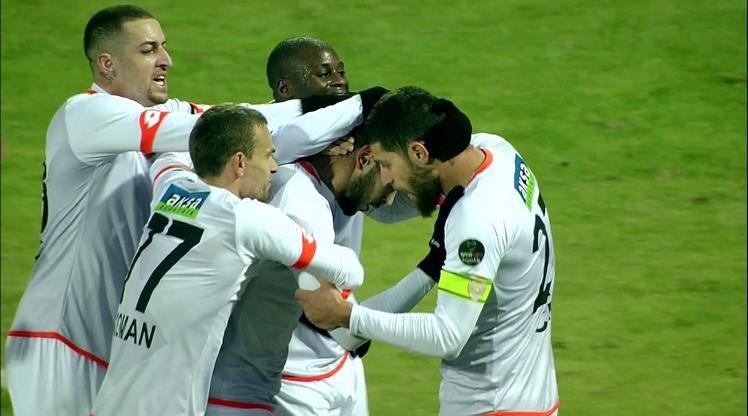 Adanaspor nefes aldı Adanaspor 2-1 Kayserispor