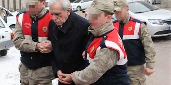 Ahmet Türk, sağlık sorunları sebebiyle İstanbul'a getirildi