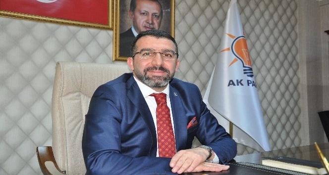 AK Parti Kars İl Başkanı Adem Çalkın'ın 14 Mart mesajı