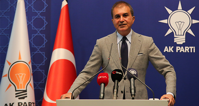 AK Parti Sözcüsü Çelik: 'Gerekli karşılıkları diplomatik düzeyde ve sahada vereceğiz'