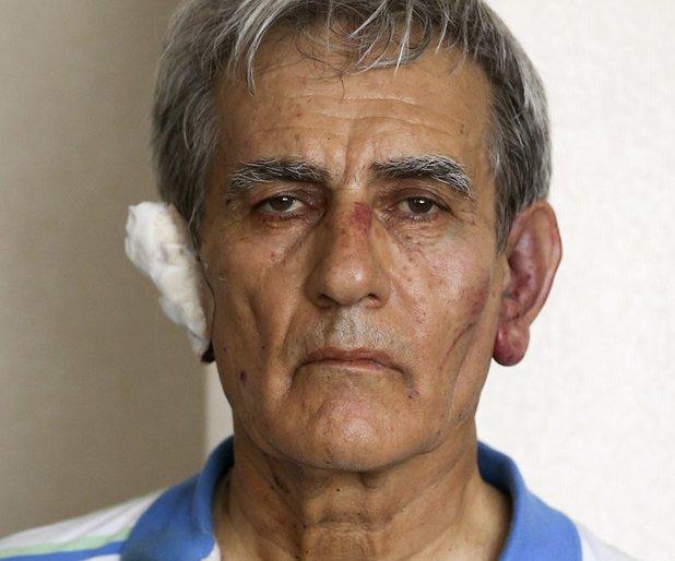 Akın Öztürk'ün babası vefat etti