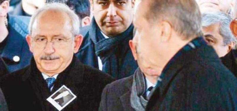 AKP ve Erdoğan'dan Kılıçdaroğlu ve CHP PM üyelerine suç duyurusu!