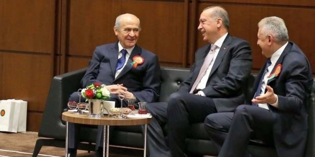 AKP ve MHP'den ortak açıklama