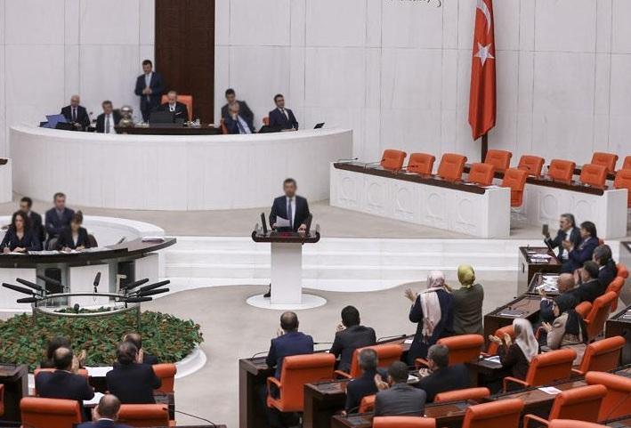 AKP'de grup başkanvekilleri belli oldu!