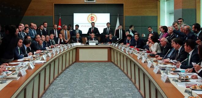 AKP'den Anayasa Komisyonu'nda El Bab şehitlerine saygı duruşuna red