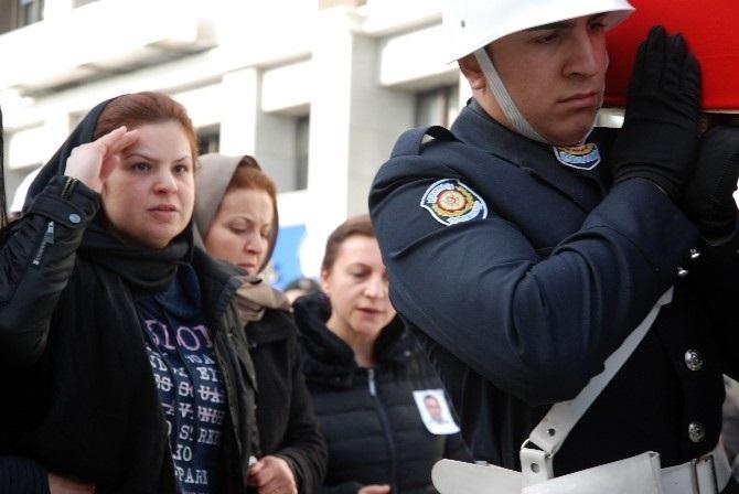Rüzgar Çetin'in şehit ettiği polisin eşi şikayetinden vazgeçti!
