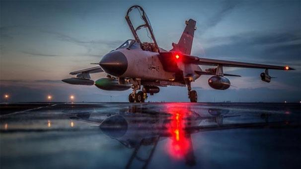 Alman ordusundan Tornado jetlerine uçuş yasağı