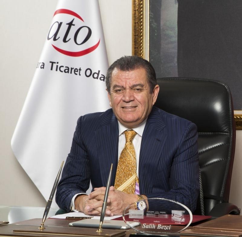 Ankara Ticaret Odası Başkanı Salih Bezci istifa etti!