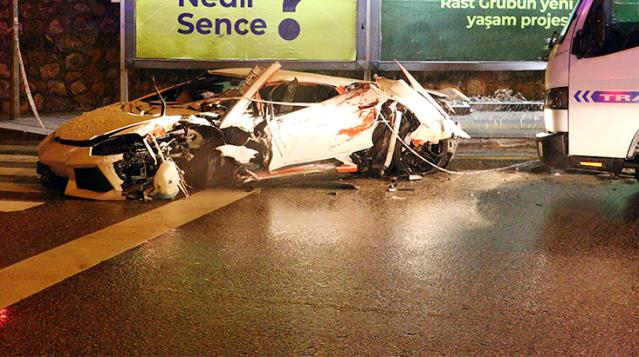 Ankara'da 5 Milyon TL'lik Kaza
