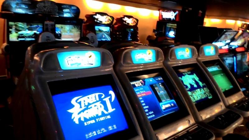 Arcade Star Oyun Makineleri İle Nostaljiye