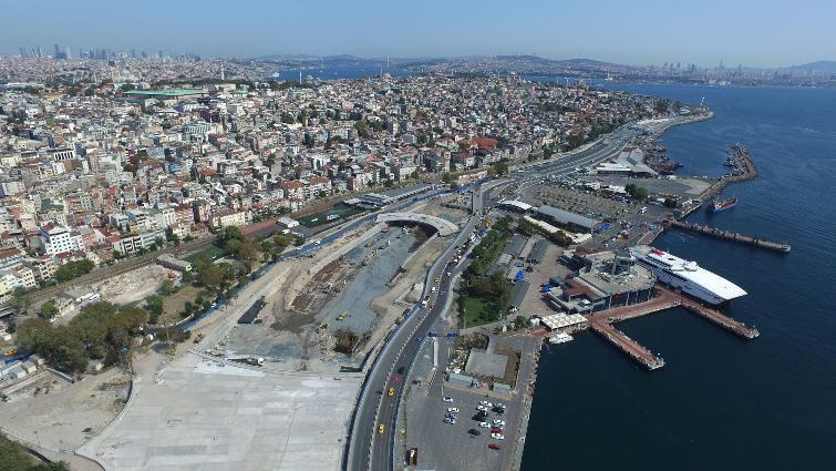 Avrasya Tüneli'nde sona gelindi: İşte ilk geçiş tarihi!