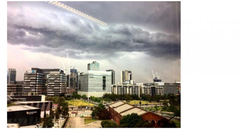 Avustralya'da birden soğuyan hava hayatı kabusa döndürdü
