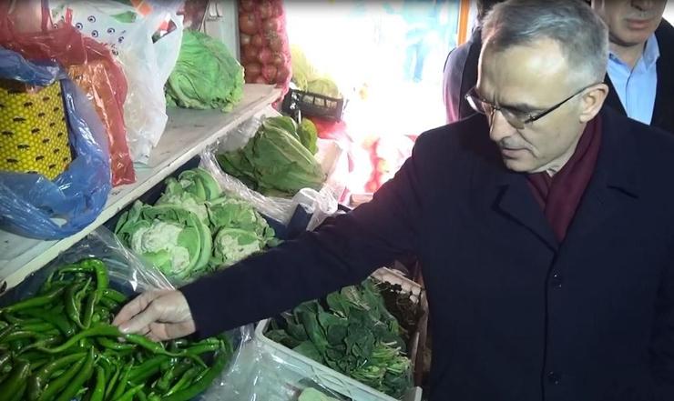 Bakan Ağbal: Enflasyonu patlatan bu biber!