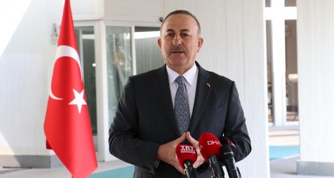 Bakan Çavuşoğlu'nun diplomasi trafiği devam ediyor