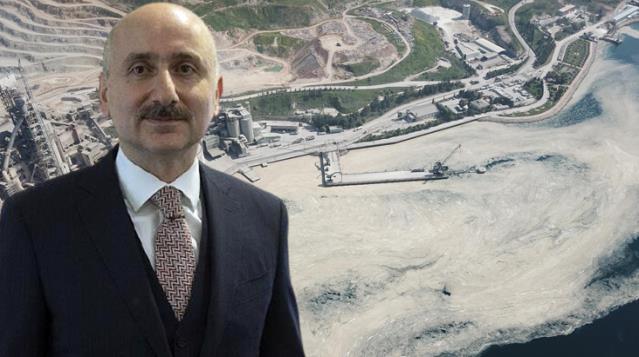 Bakan Karaismailoğlu: Kanal İstanbul Marmara'daki Deniz Salyasını Bitirecek