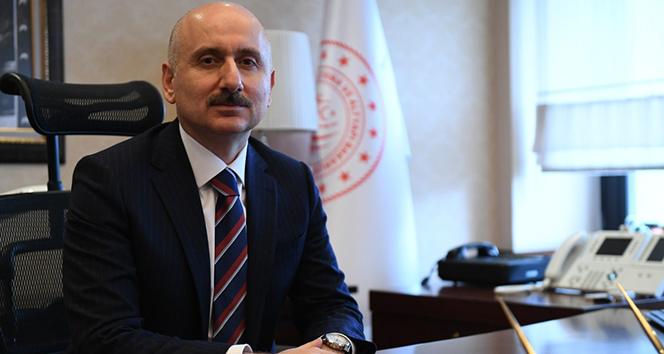 Bakan Karaismailoğlu, yüksek hızlı tren çalışmalarını yerinde inceledi