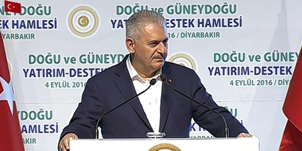 Başbakan Diyarbakır'da yeni ekonomi paketini açıklıyor!