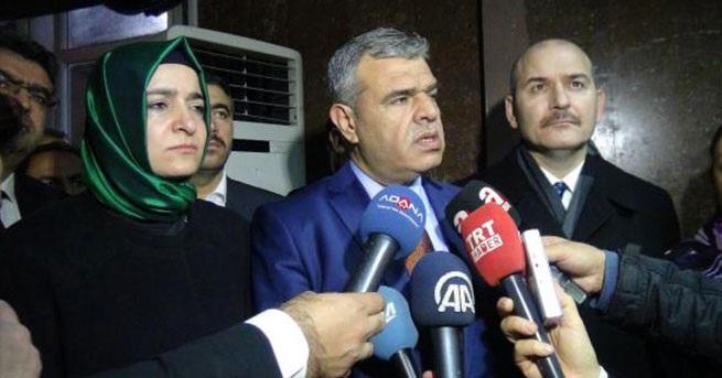 Başbakan Yardımcısı Kaynak'tan 'yangın' açıklaması!