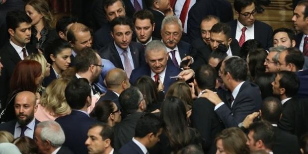 Başbakan Yıldırım'dan Kılıçdaroğlu'na: Lozan siyaseti bir şey kazandırmaz