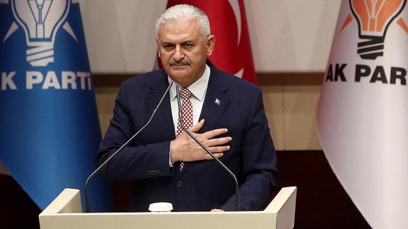 Başbakandan Kudüs Konuşması