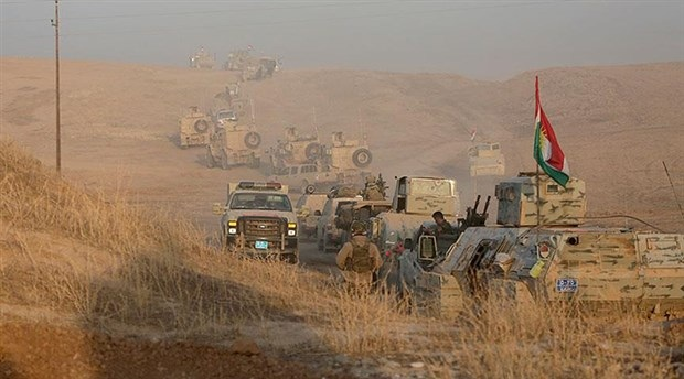 Başika'da 3 köy IŞİD'den alındı