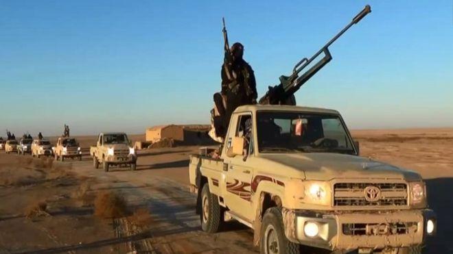 BBC: Genelkurmay 'IŞİD videosunu' inceliyor