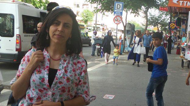 BBC Türkçe muhabiri Hatice Kamer gözaltında!