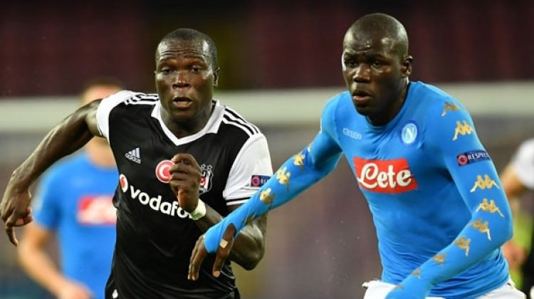 Beşiktaş 1 - 1 Napoli