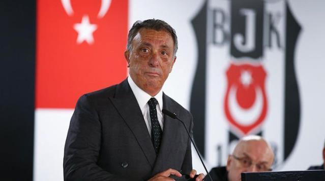 Beşiktaş Başkanı Ahmet Nur Çebi'den Ghezzal ve Aboubakar'a veda gibi sözler