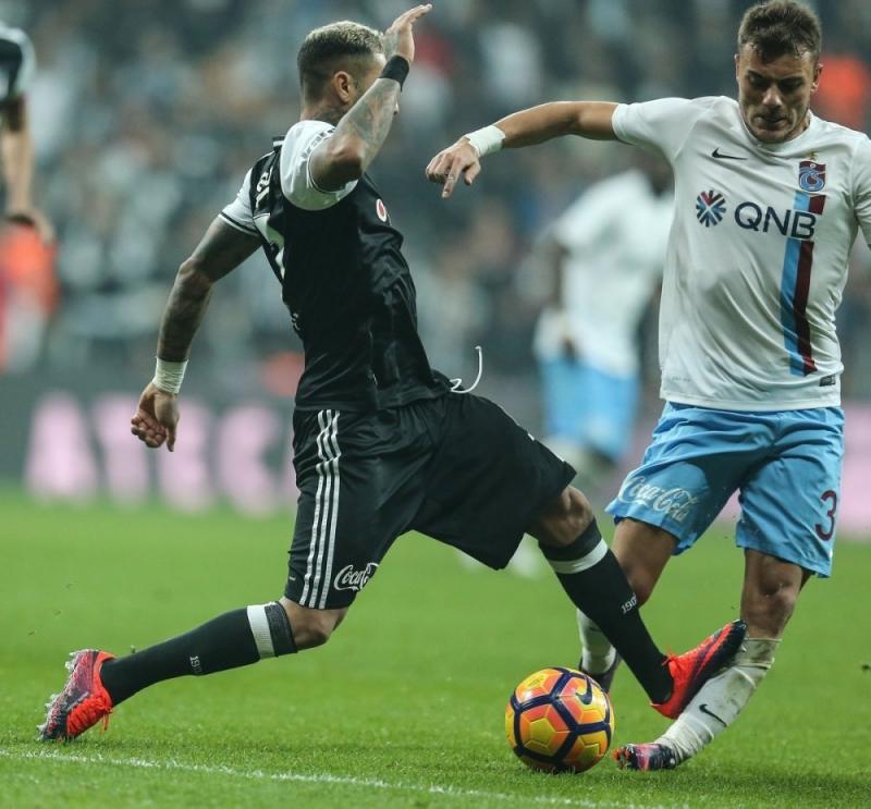 Beşiktaş evinde güldü! Beşiktaş 2 - 1 Trabzonspor