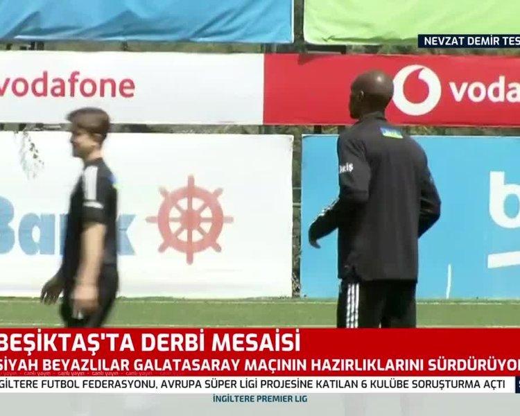 Beşiktaş'ta sakat isimlerin son durumları belli oldu