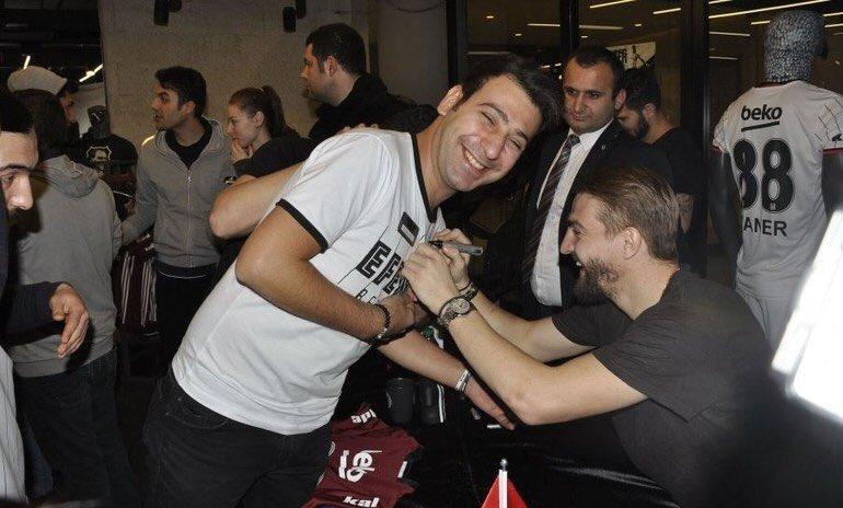Beşiktaş, Tunç Uncu'nun ailesi için harekete geçti