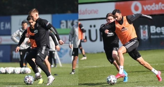 Beşiktaş, Yeni Malatyaspor maçının hazırlıklarına başladı