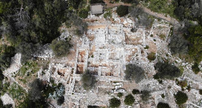 Bodrum'da 3 bin yıllık antik kent satılığa çıkarıldı