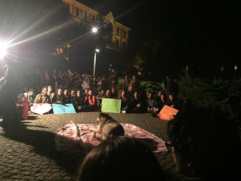 Yeni rektör Mehmed Özkan'a Boğaziçi Üniversitesi'nden tepki