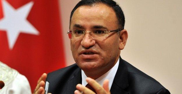 Adalet Bakanı Bozdağ: 'FETÖ'nün suçlu olduğuna dair bilgim yoktu'