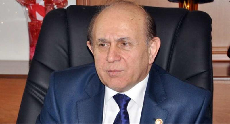 Burhan Kuzu : 'ABD bölgedeki tüm terör örgütlerine yardım ediyor'